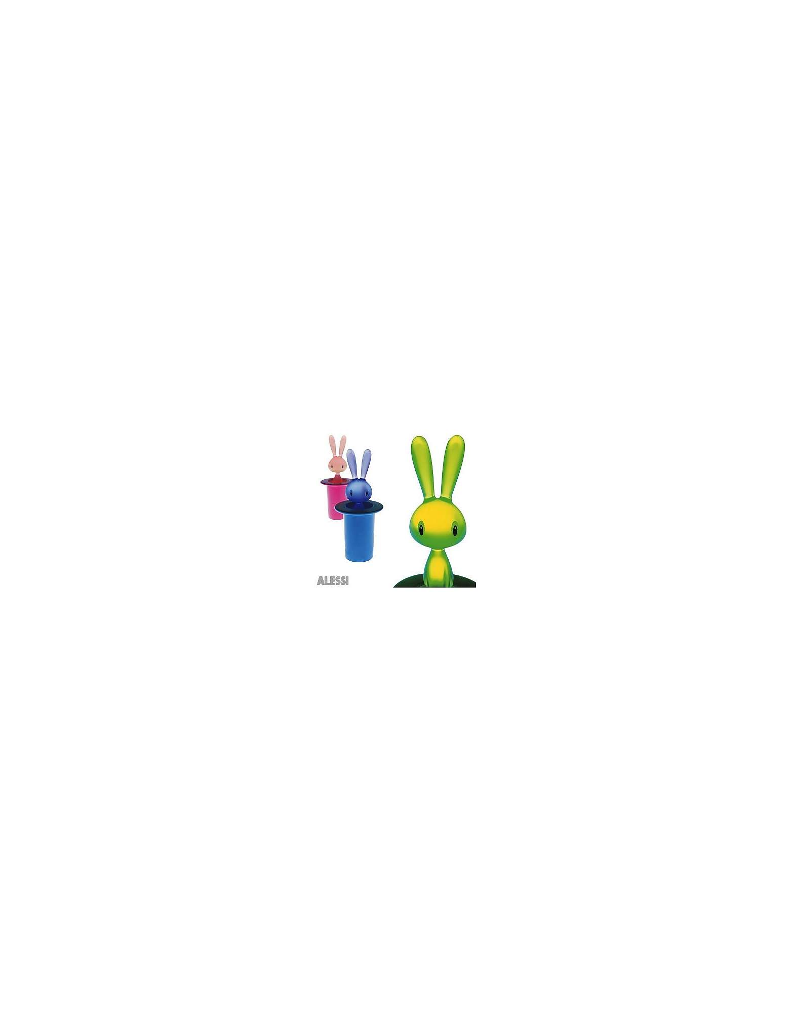 Alessi Kitchen & Dining, Magic Bunny Toothpick Holder