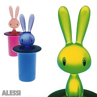 Magic Bunny Toothpick Holder - Alessi
