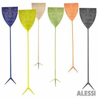 Alessi  Dr. Skud Fly Swatter