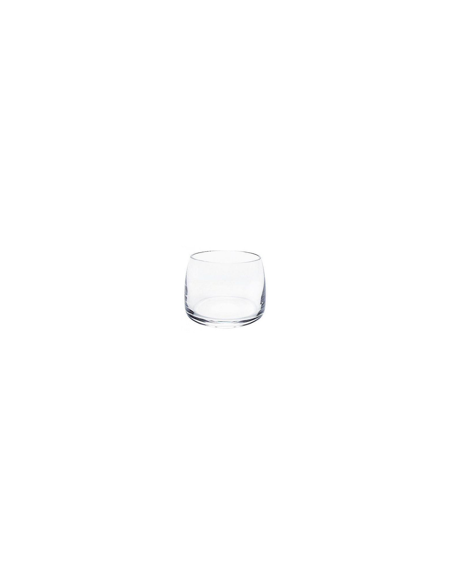 Alessi Kitchen & Dining, Orseggi Il W - Whisky Crystal Tumbler Glass