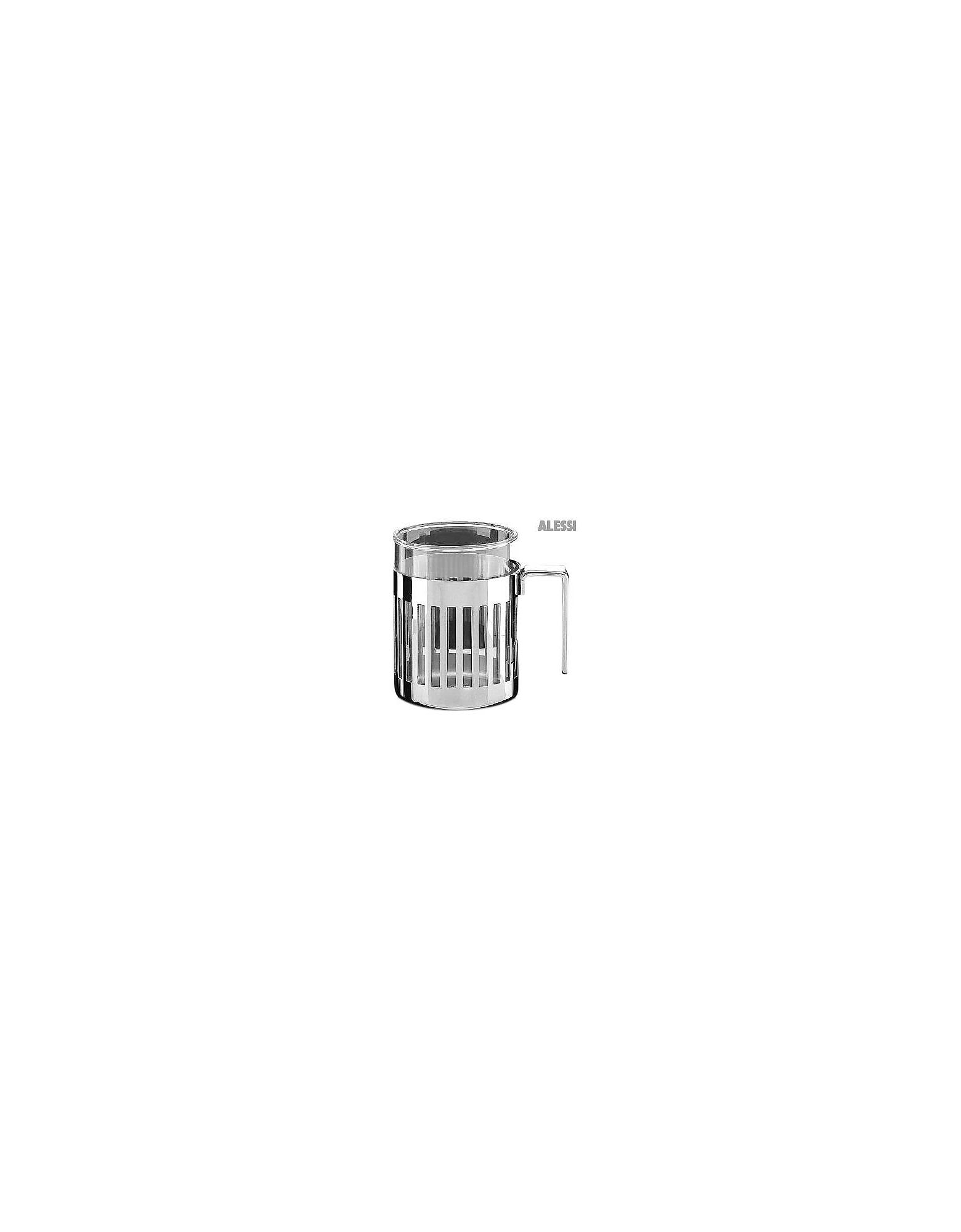 Alessi Designer Kitchen & Dining, Stainless Steel Mug