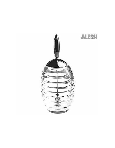 Foto Alessi Dosatore per miele in acciaio e vetro Tavola e Decor