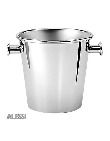 Alessi - Ice Bucket with Knobs and Grate