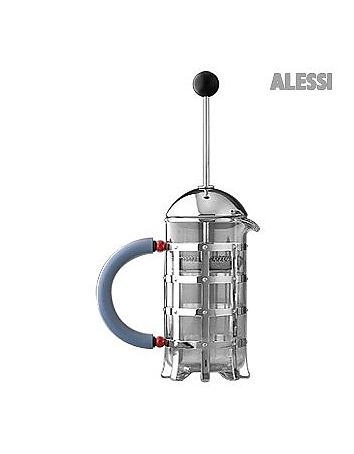 Press Filter Coffee Maker for Eight Cups