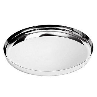 Alessi  Stainlees Steel Round Tray