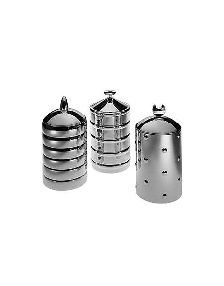 Foto Alessi Kalistò 1 - Barattolo in alluminio Tavola e Decor