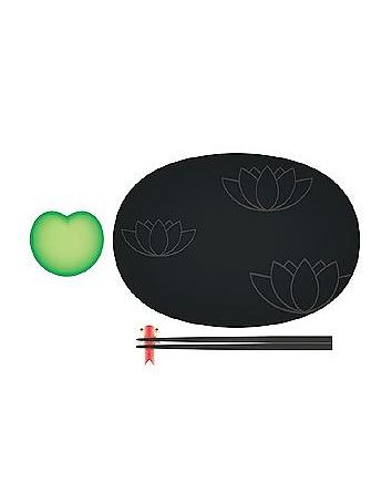 Alessi Lily Pond - Ensemble pour sushi
