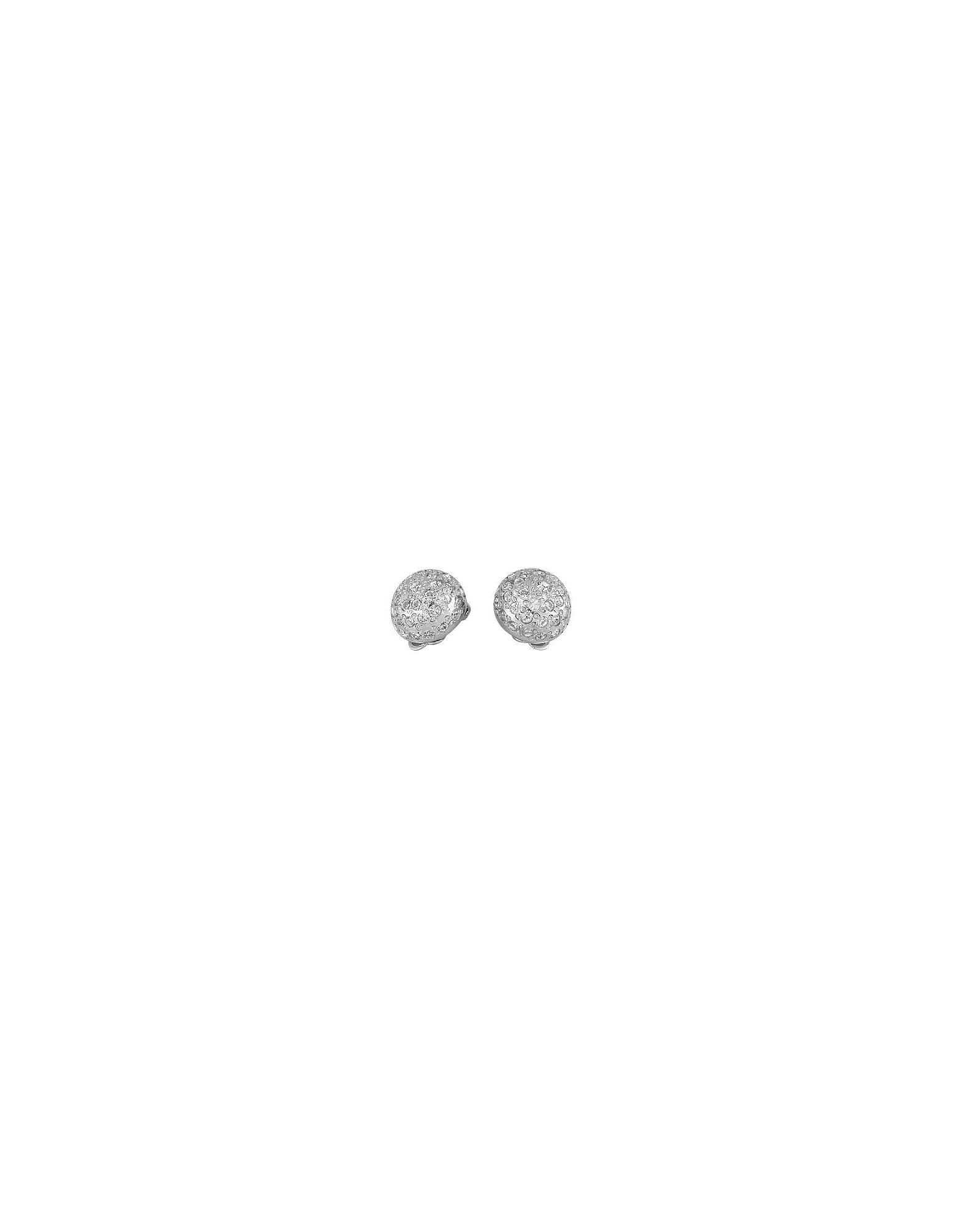 AZ Collection Earrings, Clip-On Earrings