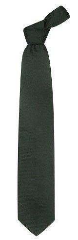 Basile Black Shimmering Woven Silk Tie
