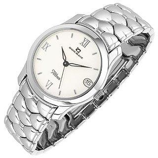 Dom Baiz  Althea - Women's Stainless Steel Bracelet Date Watch