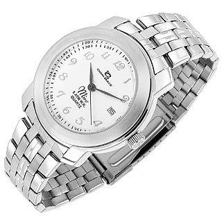 Dom Baiz  Miro' - Men's Stainless Steel Bracelet Date Watch