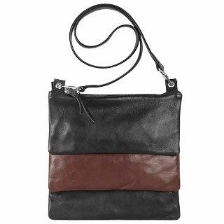 Fontanelli  Fall Triple Envelope Shoulder Bag