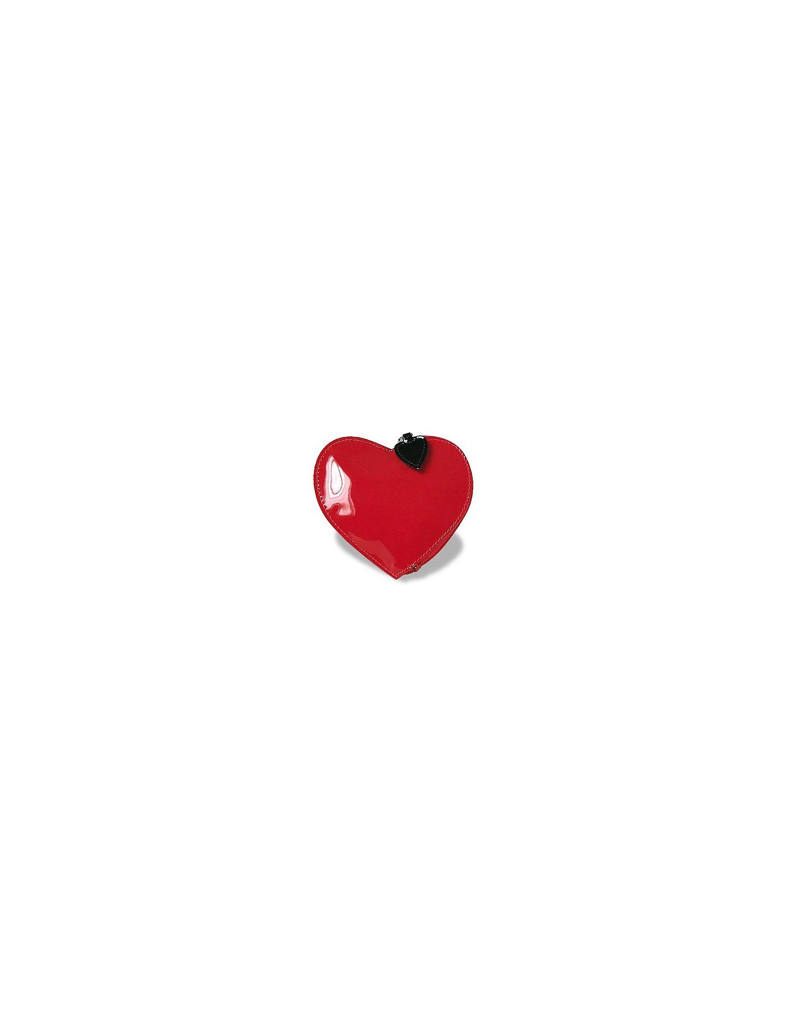Fontanelli Wallets, Heart Coin Holder