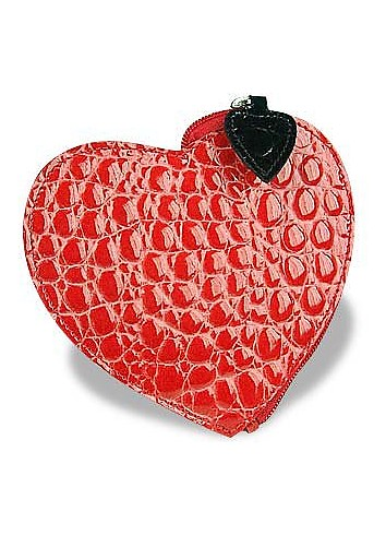 Heart Coin Holder - Fontanelli