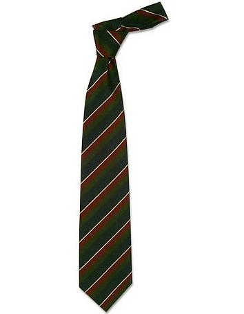 Forzieri - Regimental Silk Tie