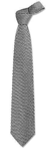 Forzieri  Silver Ceremony Silk Tie
