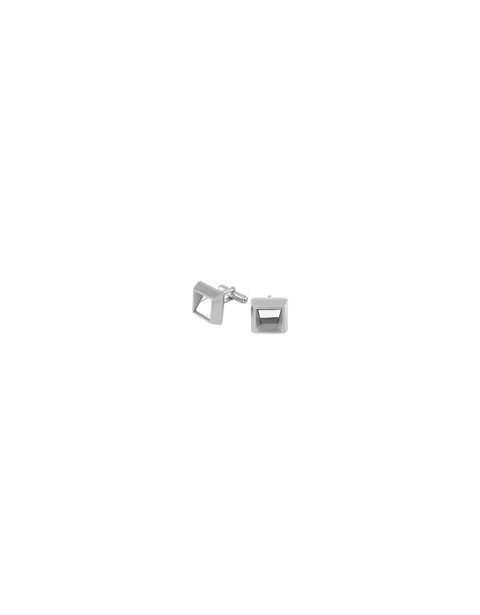 Forzieri Cufflinks, ATH Collection Square Polished Cufflinks