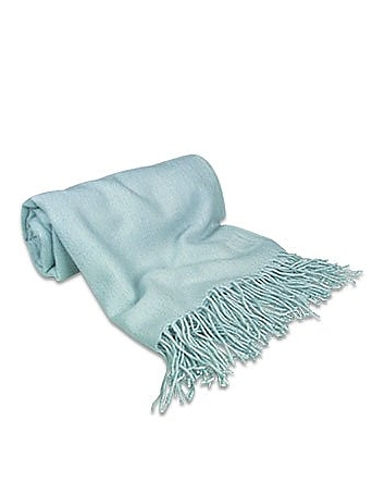 Powder Blue Pashmina Shawl