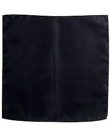 Pochette en soie noire - Forzieri