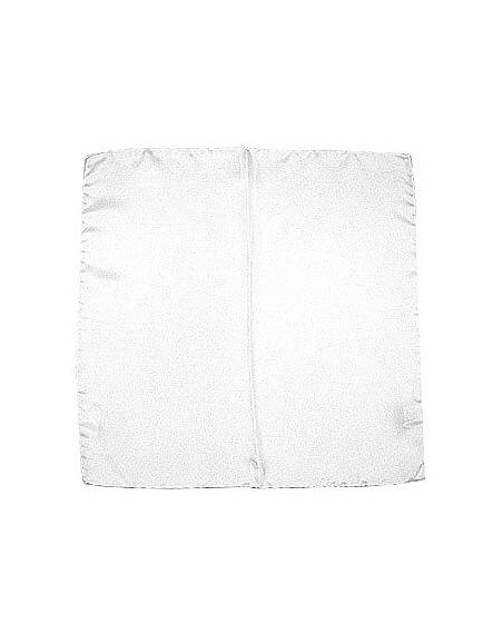Foto Forzieri Pochette in seta bianca