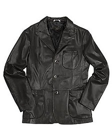 Leather Jackets for Men - FORZIERI
