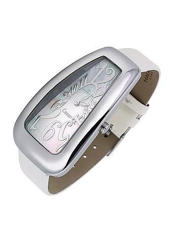 Gocce - Stainless Steel White Band Watch - Haurex
