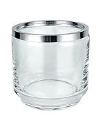 Masini  Contenitore per ghiaccio in vetro e lega argentata - masini - it.forzieri.com