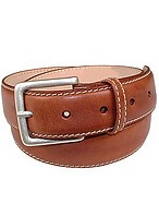 Lux-ID 208372 Cognac Smooth Leather Belt