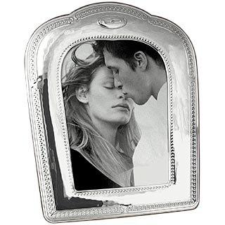 Morpier Firenze  Wedding Sterling Silver Picture Frame