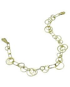 Star - Armband aus 18k Gold mit Ringen - Orlando Orlandini