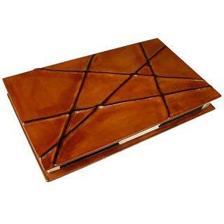 Pelletterie Fiorentine Calf Leather Card File