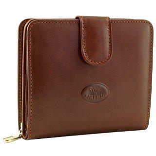 Robe Di Firenze  Italian Genuine Leather Wallet