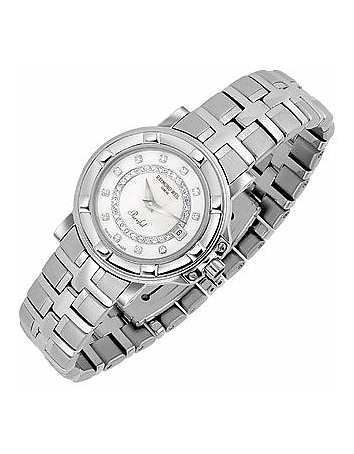 Raymond Weil - Parsifal - Ladies' Diamond River and Mother of Pearl Date Watch