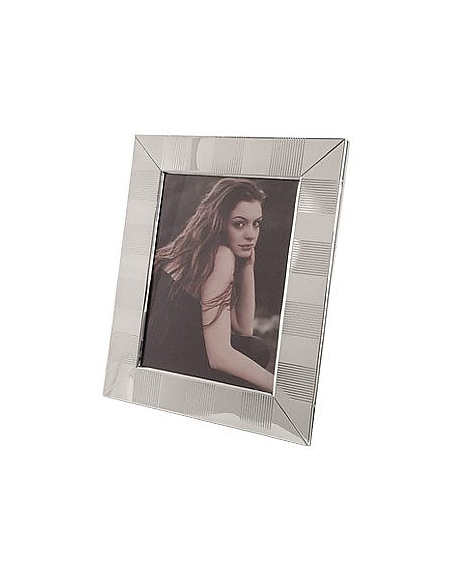 Forzieri Fotorahmen aus Sterling Silber Guilloché