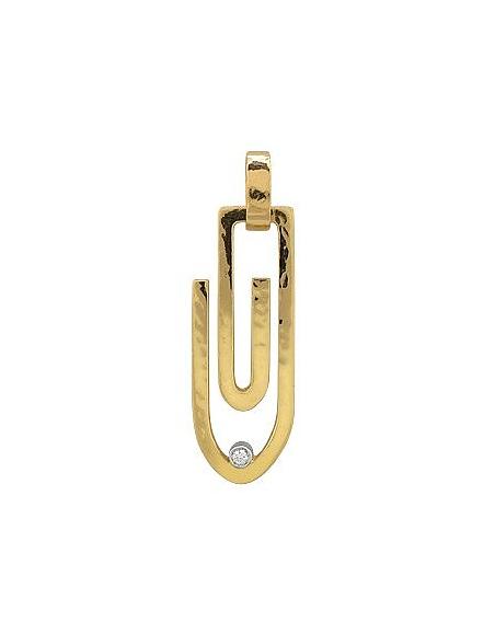 Foto Torrini Clips - Charm in Oro e Diamante Collane