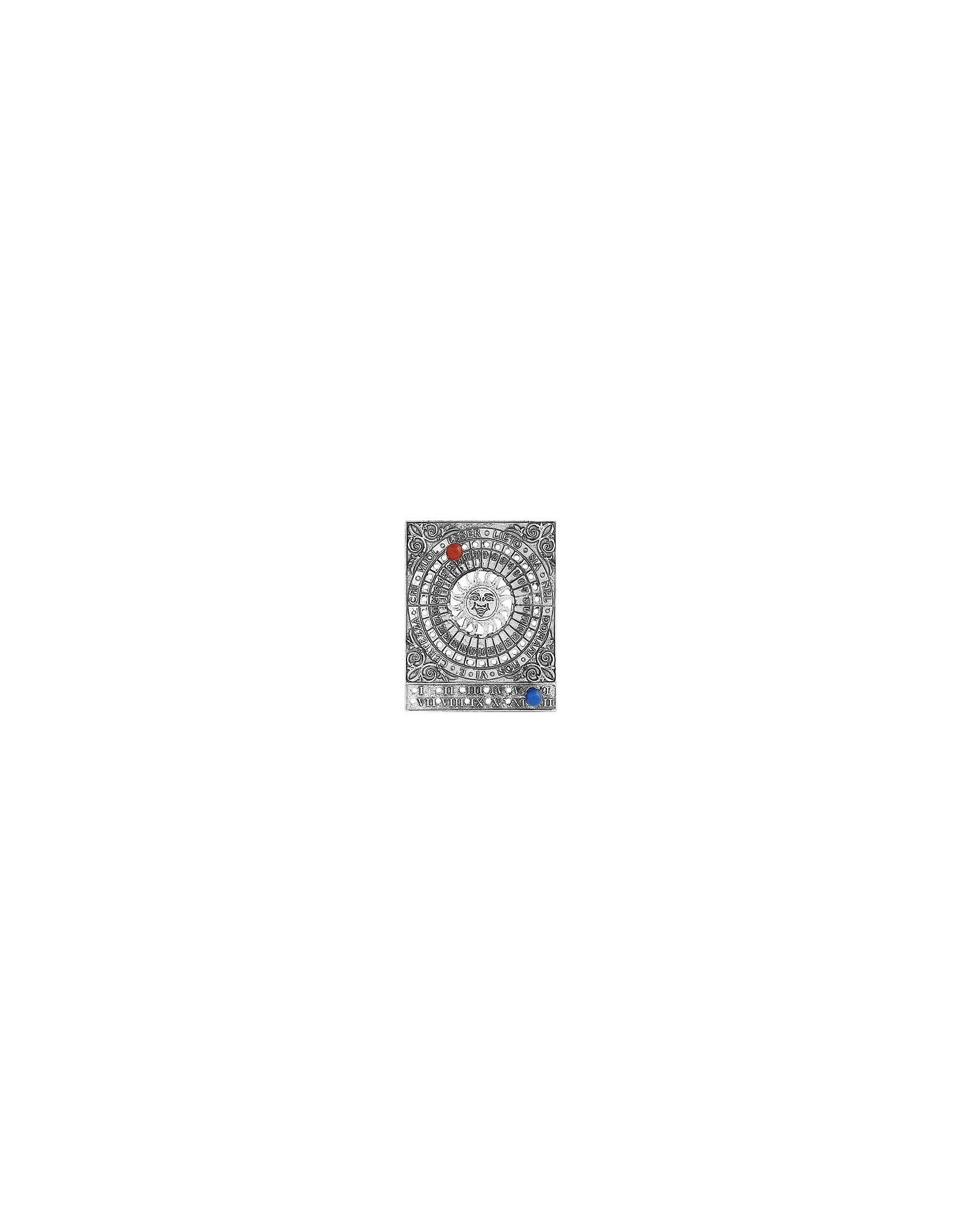 Torrini Silver Giftware, Lorenzo's Sterling Silver Perpetual Calendar