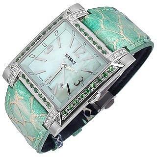 Character - Ladies' Mother of Pearl & Diamond Watch - Versace
