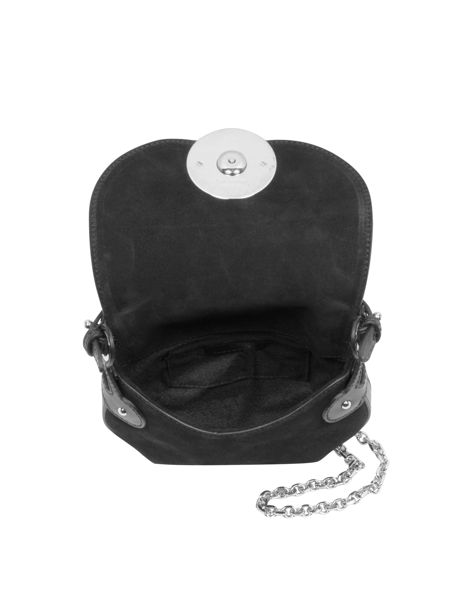 Mini Janis Printed Leather Shoulder Bag от Forzieri.com INT