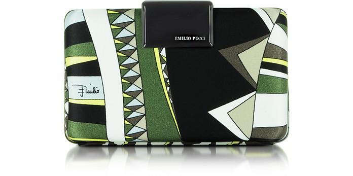 Khaki Niki - Клатч из Ткани  - Emilio Pucci