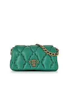 Quilted Leather Shoulder Bag - Emilio Pucci