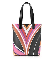 Stella Printed Eco Leather Medium Tote - Emilio Pucci
