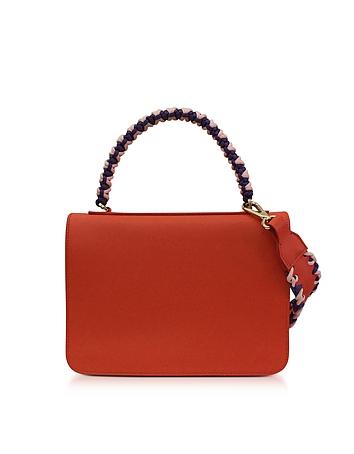 Emilio Pucci - Leather Mini Expanding Shoulder Bag
