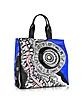 Zodiac Print Nylon Tote - Emilio Pucci