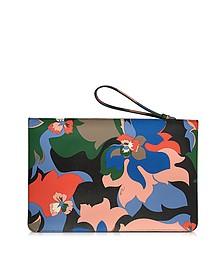 Pochette en Cuir Multicolore - Emilio Pucci