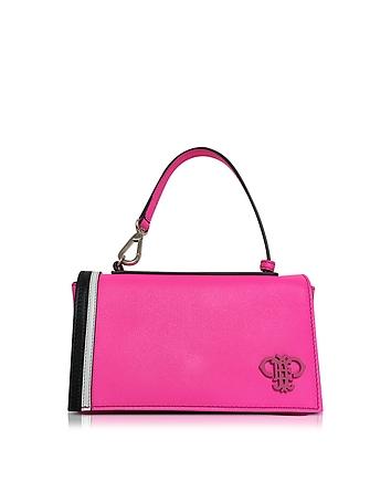 Emilio Pucci - Fuchsia Leather Shoulder Bag