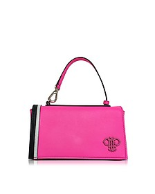 Fuchsia Leather Shoulder Bag - Emilio Pucci