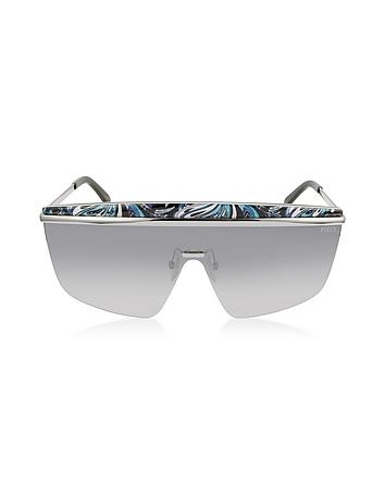 Emilio Pucci - EP0007 Fantasy Metal Shield Sunglasses