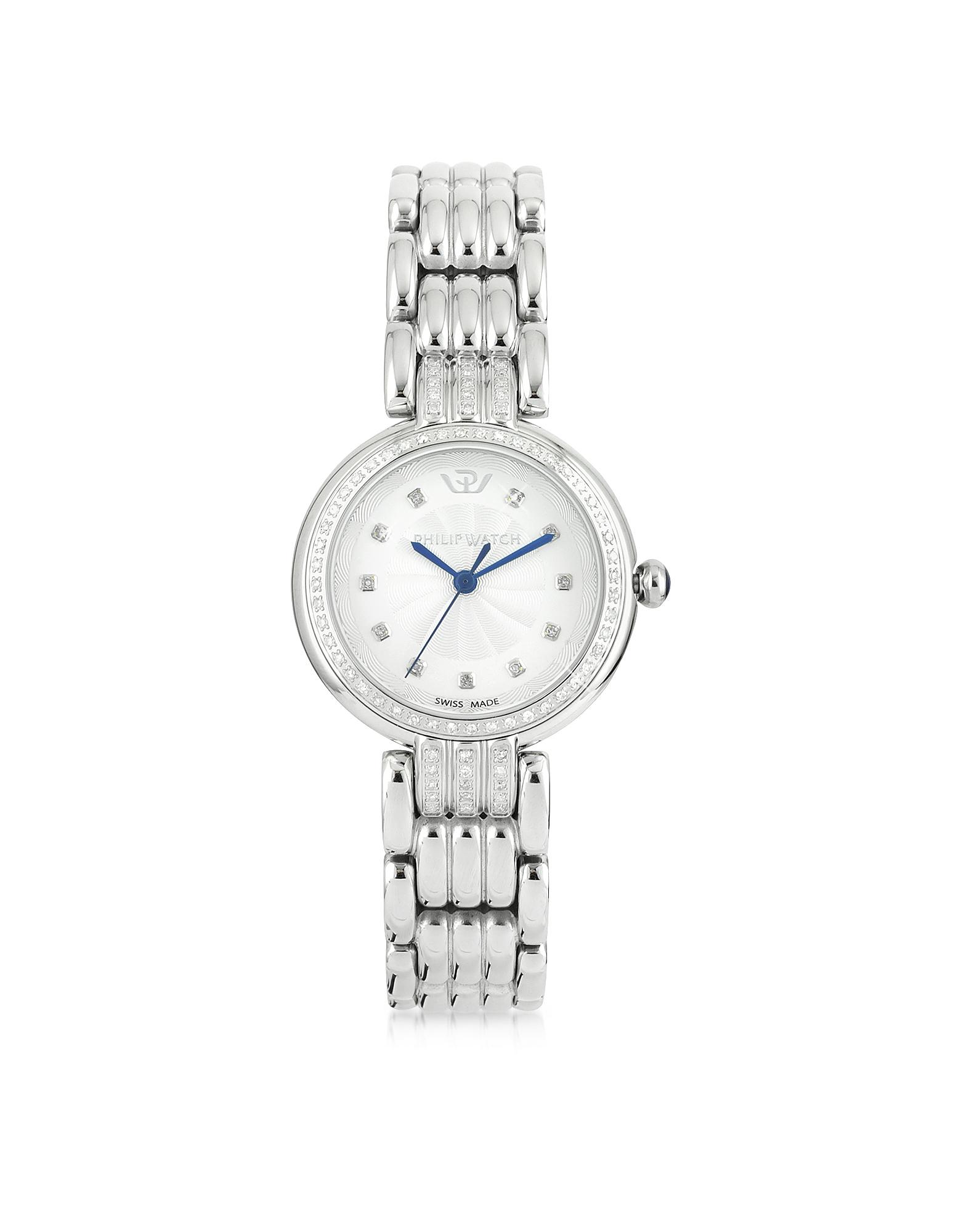Philip Watch Ginevra Heritage - Женские Часы с Бриллиантами