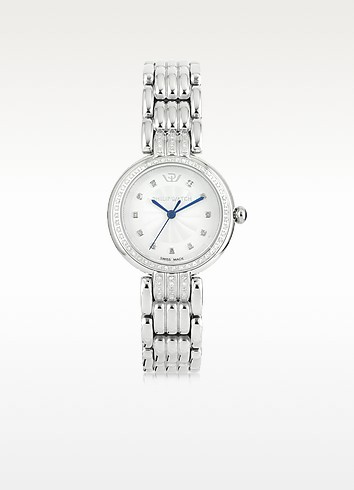 Ginevra Heritage Diamond Women's Watch - Philip Watch