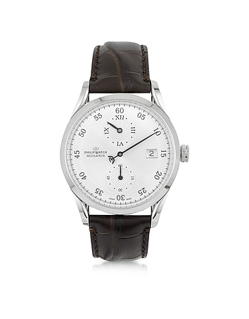 Philip Watch - Heritage Sunray Mechanic Automatic Silver Dial Men's Watch